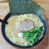 らっち家 - 料理写真:ラーメン690円麺硬め。海苔増し70円。