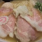 麺屋NOROMA - 具のアップ