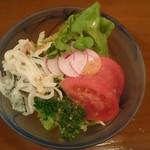 COOK - サラダ。