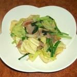 居酒屋ダイニング涼 - 野菜炒め