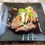 うな雅 - アンガス牛ステーキ