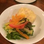 とさか - 手作り 燻製ポテトサラダ