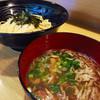 ラーメン たかや - 料理写真:特製 塩つけ麺