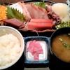 魚貝亭 - 料理写真:刺身定食 1059円