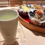 旬菜 いまり - 酒有夢 純米吟醸 生 こっくりと美味しいお酒でした