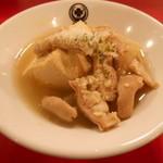 東京ミート酒場 - 牛塩もつ煮