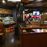 酒蔵松竹 - 店内をパシャ 日曜日の12時過ぎ