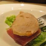 ル・ヴァン ドゥ - 豚肉のリエット