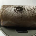 バニラの実 - ロールケーキ=900円 税別