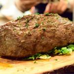 肉&ワイン Bistro Brown - 選べるステーキ。ランプをセレクト
