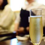 肉&ワイン Bistro Brown - 食べログのクーポンで、乾杯スパーリング