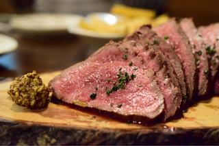肉&ワイン Bistro Brown 渋谷店 - ランプ