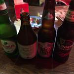 コットン・フィールズ - 世界のビール色々