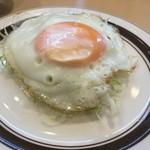 キッチンABC - トッピング 目玉焼き