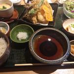くずし割烹 天ぷら竹の庵 - 天ぷら膳