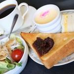 喫茶 ガルシア - 料理写真: