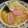 ラーメン而今 - 料理写真:濃厚鶏白湯醤油そば
