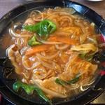 めん王  - めん王麺 880円