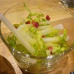 Organic Cafe いち - 野菜サラダ