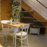 Organic Cafe いち - 内観