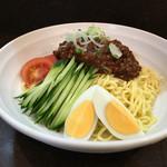 菊壱 - 冷し担々麺