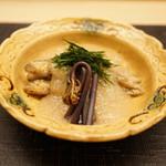 麻布十番 ふくだ - 琵琶湖の稚鮎にせんまい