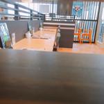 桜道Cafe - カウンター席
