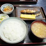 魚谷 - 銀だらの西京焼(920円)