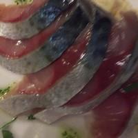 オステリア ラーナ - 鯖のマリネ