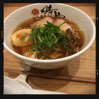 中華蕎麦 時雨 - 中華蕎麦 780円