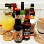 つむぎカフェ - アルコール