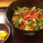 串揚げと和食 323 - 海鮮ひつまぶし