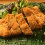 串揚げと和食 323 - 大山チキンカツ御膳