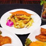 タイ料理 ブアールアン - 新鮮わたり蟹が最高!