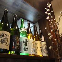 にこらす - 桜と酒!