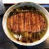 長野屋  - 料理写真:カツのせカレーそば