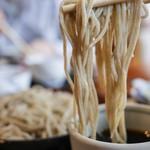 飯豊権現蕎麦 桐屋 -