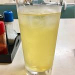 しん - 緑茶ハイ
