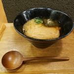 本町製麺所 天 - 朝昆布うどん