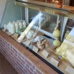 牧場 タカラ - チーズもあります