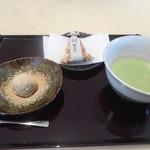 茶のちもと - わらび餅・湯もち・抹茶