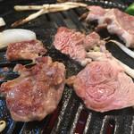 遠野食肉センター 精肉部 -