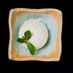 バニラアイス/柚子シャーベット