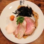 麺's食堂 粋蓮 - 具