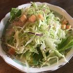 洋食や とんちんかん - サラダ