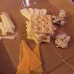 リロンデル - チーズ5種盛り合わせ