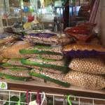 マラティ - 食材も売られてます。