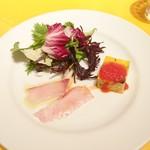 トルッキオ - 本日の前菜