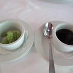 ルース クリス ステーキハウス - ワサビ & 醤油