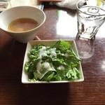 BOICHI - 【ランチ】サラダ・スープ付き